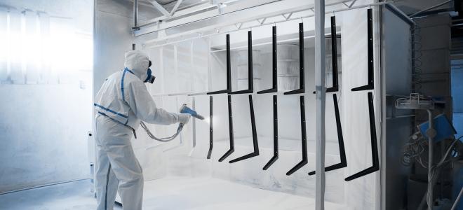 Verniciatura a polvere: la tecnica del futuro